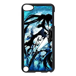 Printed Phone Case Black Rock Shooter For Ipod Touch 5 Q5A2113404