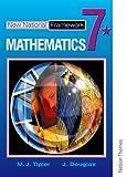 New National Framework Mathematics 7, M. J. Tipler and Jocelyn Douglas, 0748775218