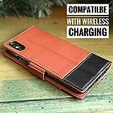 iPhone X wallet Case -- iPulse London Serie Premium