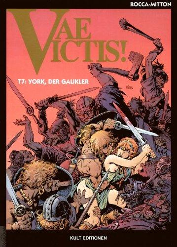 Rocca, Simon; Mitton, Jean-Yves, Bd.7 : York, der Gaukler