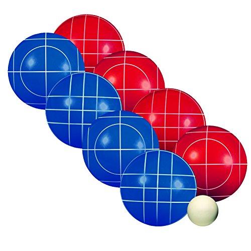 Franklin Sports Classic Bocce Set 107 Mm Bocce Ball