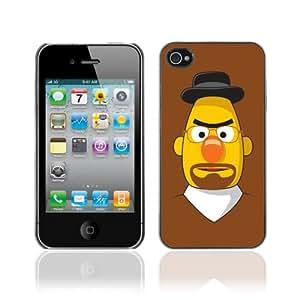 CaseLord Carcasa Funda Case - Apple iPhone 4 / 4S / Funny Bad Chemistry 5 /
