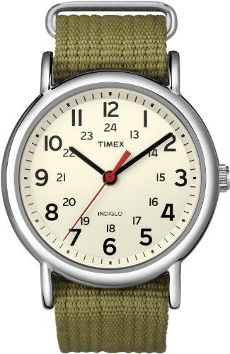 Timex Unisex Weekender 38mm
