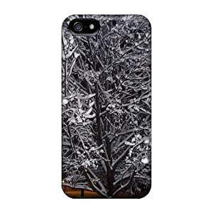BWUgCli2210BbLrw Tpu Case Skin Protector For Iphone 5/5s Bold Tree With Nice Appearance