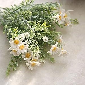 Sqkm-88 Artificial Fake Flower Chrysanthemum Flower Wedding Bouquet Home Garden Party Decoration 76