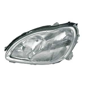 HELLA 010055021 Mercedes-Benz S-Class W220 Passenger Side Headlight Assembly