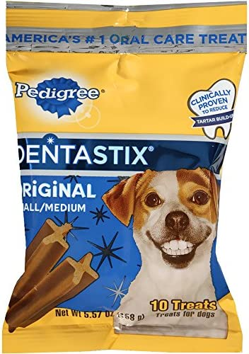 Pedigree Dentastix Dog Treat Small