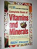 img - for Complete book of vitamins and minerals (Consumer information series) book / textbook / text book
