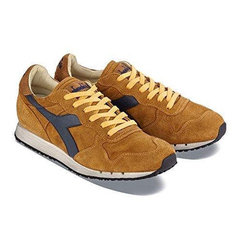 Sneakers C6362 Usato Basket Blue deep E Per Diadora Donna Ocra Mi Heritage Uomo Tnzpzq4
