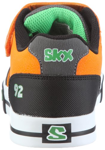 Skechers Streat 91478L Jungen Sneaker Schwarz (Bkor)