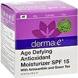 derma e Anti-Aging Moisturizing Complex, SPF 15, 2 Ounce