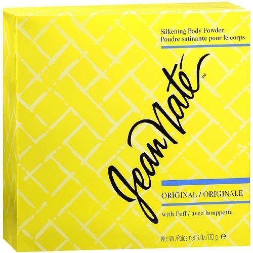Jean Nate Body Powder 6 Oz (Pack of 4) by Jean Nate by Jean Nate