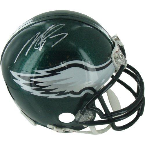 - Michael Vick Eagles Football Autographed Mini-Helmet