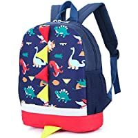 Kid Toddler Backpack Dragon Dinosaur with Safety Leash Harness Strap 1-3years ...