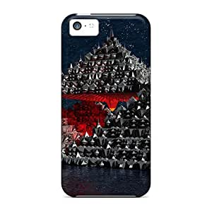 meilz aiaiProtective Cases With Fashion Design For iphone 4/4s (pyramid)meilz aiai