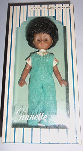 "Vogue Doll's 8"" Ginnette Doll 1978"
