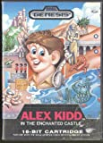 Alex Kidd and the Enchanted Castle