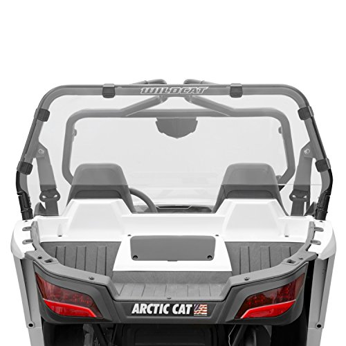 Kimpex UTV Rear Windshield Rear - Arctic cat - Polycarbonate