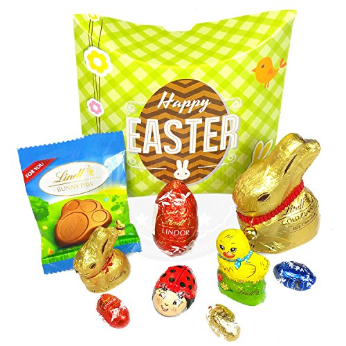 Lindt Easter Treat Pouch By Moreton Gifts