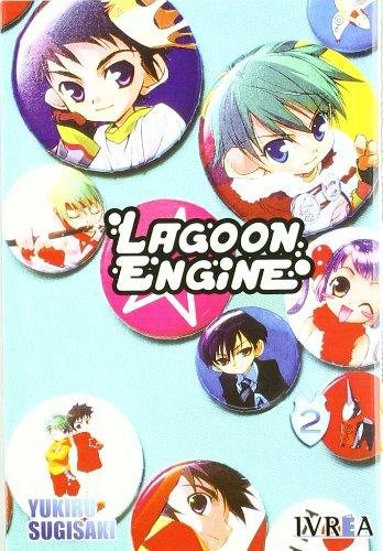 Lagoon Engine 2 (Spanish Edition)