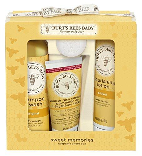Burt's Bees Baby Sweet Memories Keepsake - Bee Sweet Shopping Results