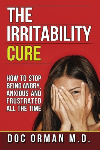 Irritability Cure Being Anxious Frustrated product image