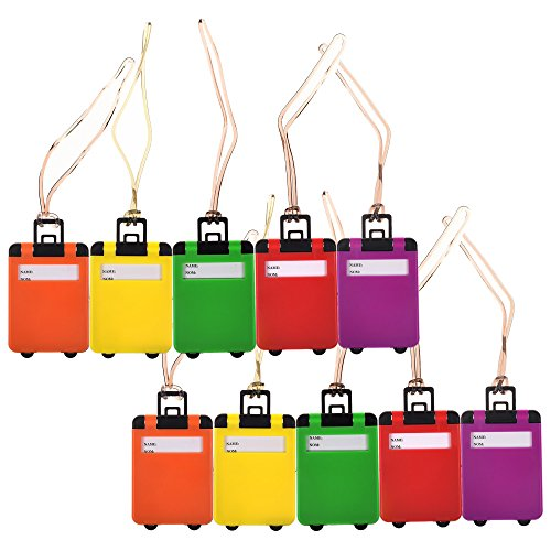 COSMOS Suitcase Plastic Travel Luggage