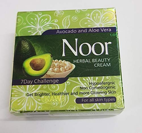 Noor Herbal Beauty Cream, Pimple, Spots Removing Anti Ageing (4) (Best Face Whitening Cream In Pakistan)