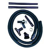 EXAIR 6292 Vac-u-Gun, 13 SCFM Maximum Flow Rate, 80 psig