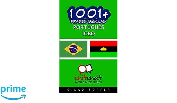 Amazon com: 1001+ Frases básicas português - igbo (Portuguese