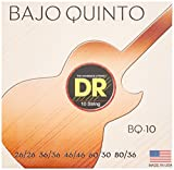 DR Strings BQ-10 Bajo Quinto