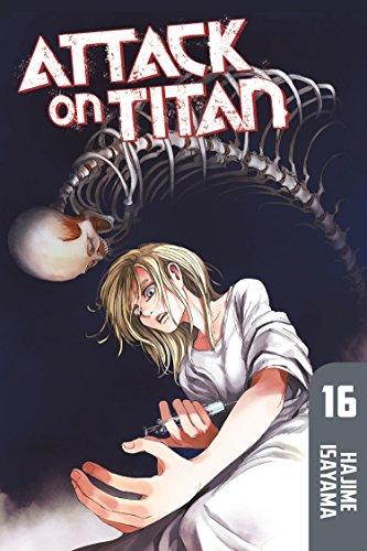 Attack on Titan 16 ()