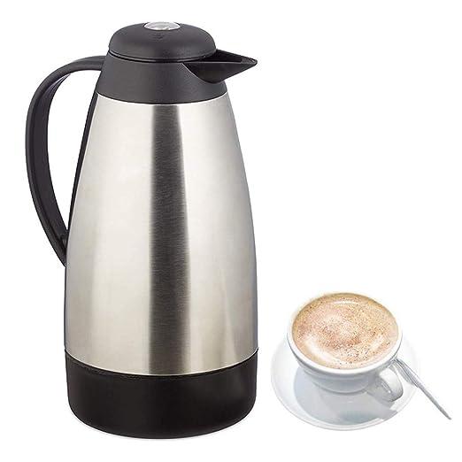 FenRui Térmico de Acero Inoxidable - Cafetera de té, Aislamiento ...
