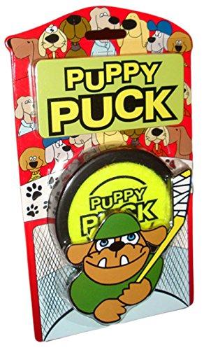 Puppy Puck 3 Dog Toy