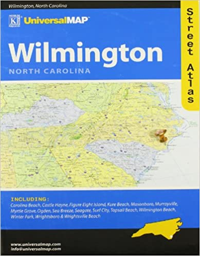 Wilmington / Hanover County Atlas Books Pdf File