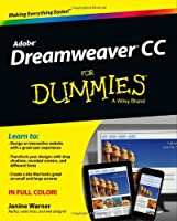 Dreamweaver CC For Dummies Front Cover