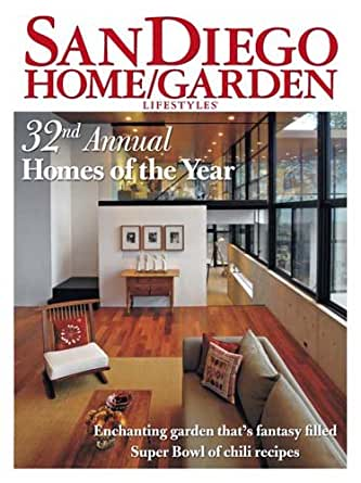San Diego Home Garden Lifestyles Magazines