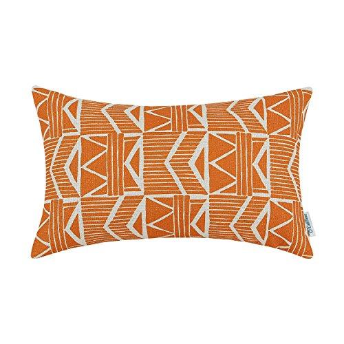 CaliTime Cushion Cover Bolster Pillow Case Shell Southwester