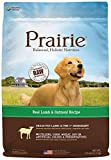 nature best dog food - Prairie Real Lamb & Oatmeal Recipe Natural Dry Dog Food by Nature's Variety, 27 lb. Bag