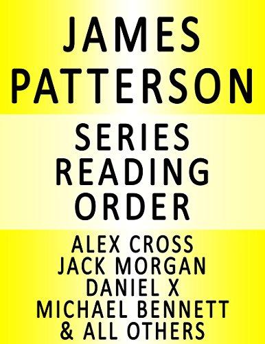 alex cross reading order