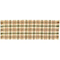 Park Designs 619-28 Lemon Pepper Rug Runner, 24 x 72