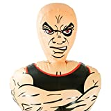 Pure Boxing Tough Guy Inflatable Punching Bag for
