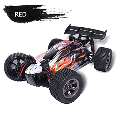 CSFLY Rc Car 1/12 Scale 4WD High Speed Vehicle 28KM/h+2.4Ghz Radio Romote Control Off Road Racing Electric Trucks