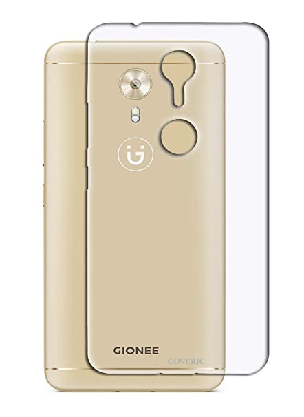 info for 2d893 78d34 Coveric Transparent Case for Gionee A1: Amazon.in: Electronics