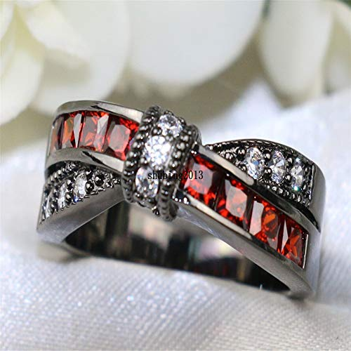 Buy men's stainless steel red band ring size 10 only