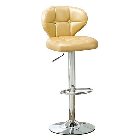 Sensational Amazon Com Qqxx Bar Chair Modern Simple High Chair Bar High Gamerscity Chair Design For Home Gamerscityorg
