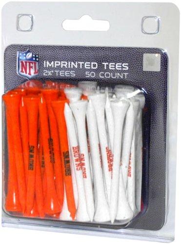 50 Pack Team Tees - Team Golf NFL Cleveland Browns 2-3/4