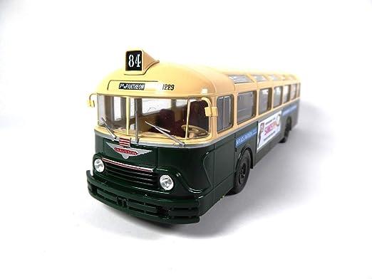 1:43 Altaya Bus Collection Chausson APU//33 APVU RATP France