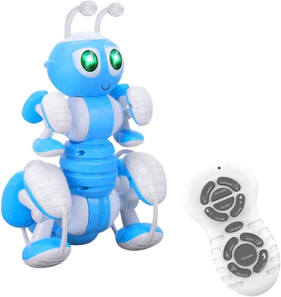 wendaby Giftaby - Robot de Hormigas, con música y luz, Programador ...