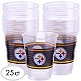 """Pittsburgh Steelers Collection"" Plastic Party Cups"